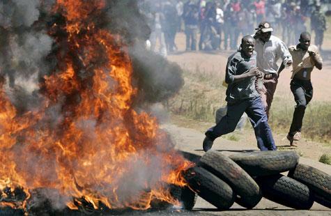 Kenya Violence