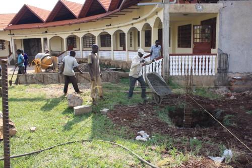 Work on last primary school block starts