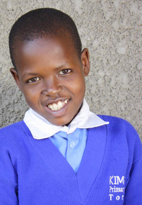 Phillip Olwenyi and 70 Other Children Hoping For Sponsors This Year