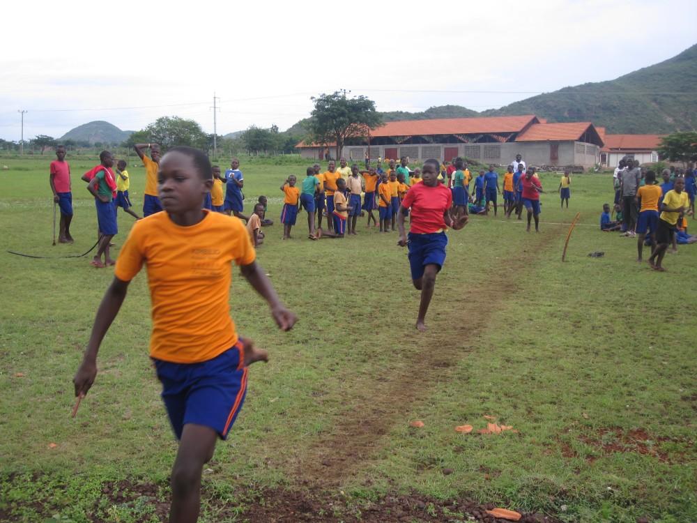 Children Athletics Competition