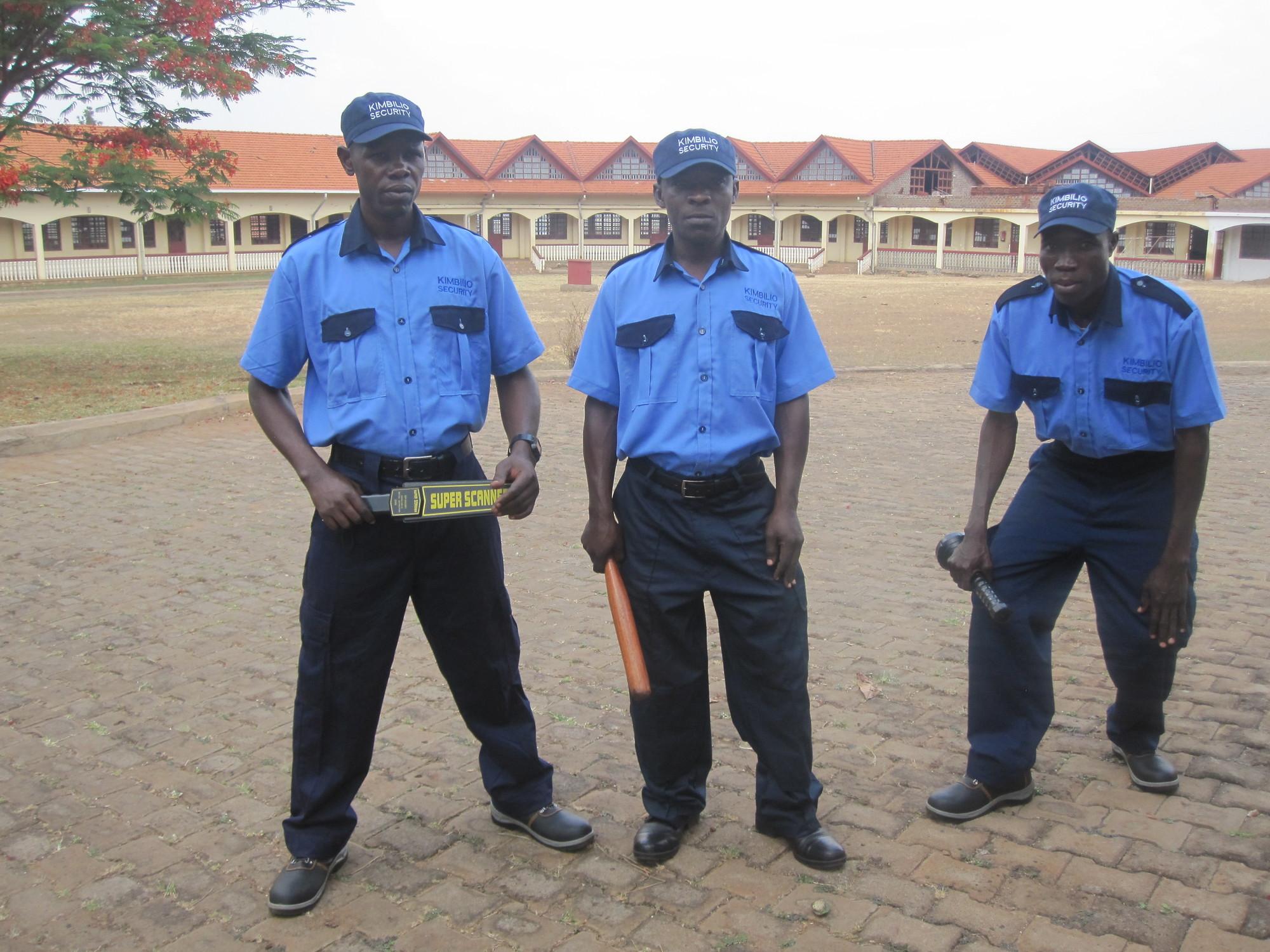 Kimbilio Security 2018