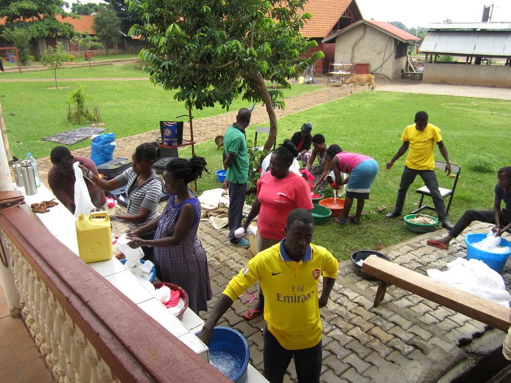 School Staff Activities during Covid-19